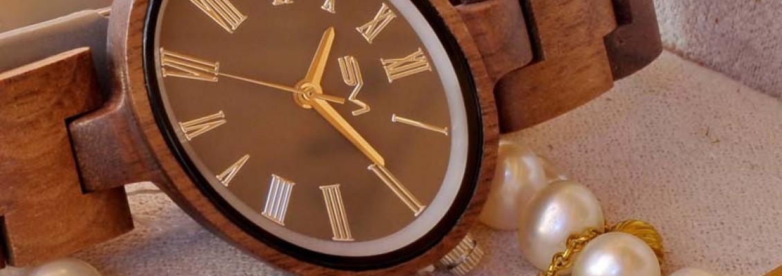 Ρολόι γυναικείο οβάλ ασύμμετρο